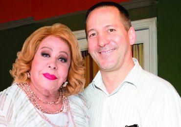 SNieta de Silvia Pinal se declaró bisexual. Foto: Archivo