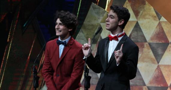 Premios TVyNovelas líder del prime time dominical