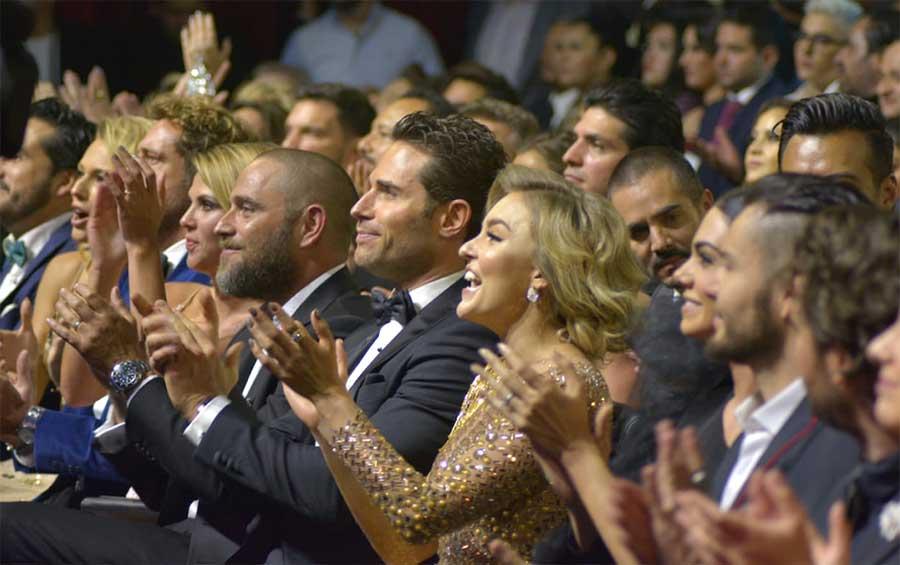 Mejores momentos de Premios TVyNovelas 2019. Foto: TVyNovelas