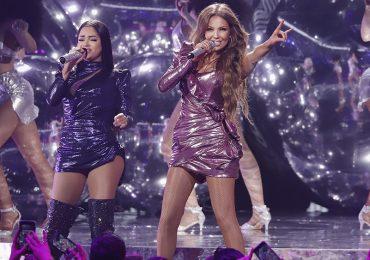 Revelan identidad del cantante que hizo enfurecer a Thalía