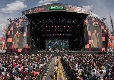 Día uno del 20 aniversario del Vive Latino