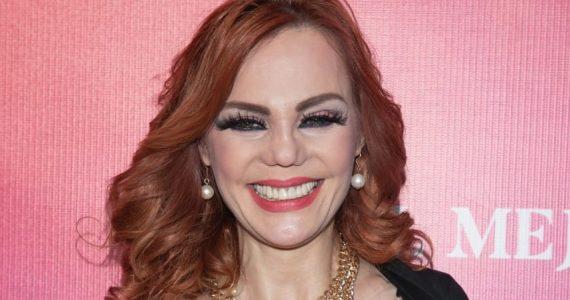 Carmen Campuzano grabó escenas candentes con otra mujer ¡FOTOS!. Foto: Getty Images