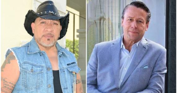 """Carlos Trejo le dio una """"bofetada"""" a Alfredo Adame. Foto: Archivo"""