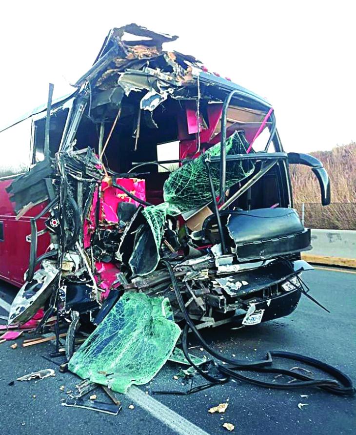 Banda Rancho Viejo hablan del accidente que sufrieron en carretera