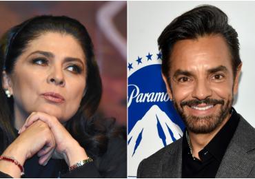 Eugenio Derbez revela el apodo que le puso a su ex, Victoria Ruffo