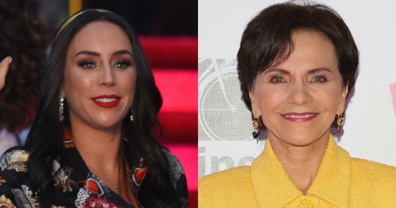 Inés Gómez Mont habló de la importancia de Pati Chapoy en su carrera