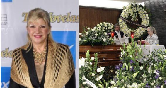 Así fue el último adiós a María Zabattini
