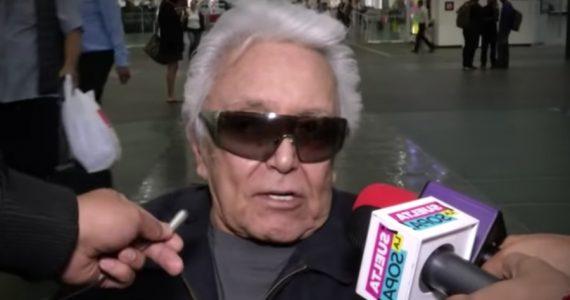 Alberto Vázquez desconocía que tenía una hija. Foto: YouTube