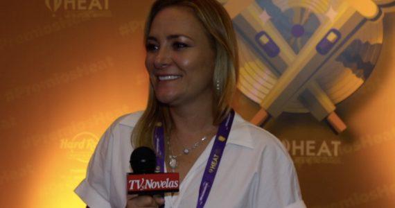 Directora del espectáculo Diana Montes. Foto: Iván Landa.
