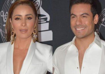¿Carlos Rivera y Cynthia Rodríguez se casaron? - Getty