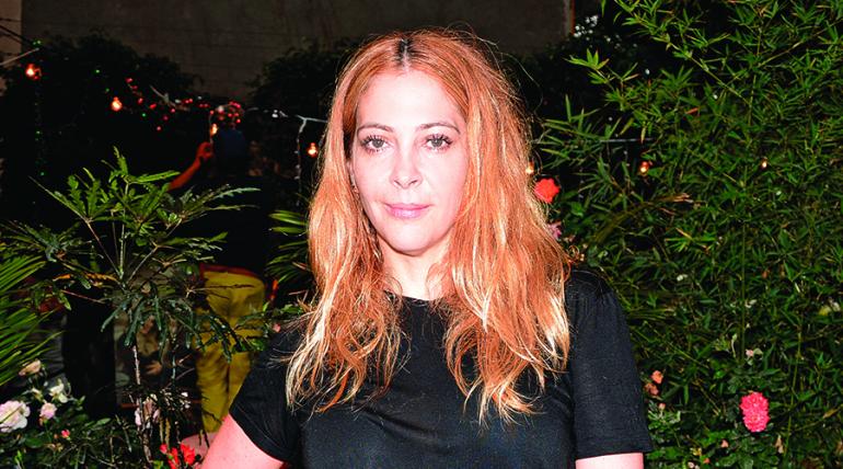 Vanessa Ciangherotti busca perfección como directora