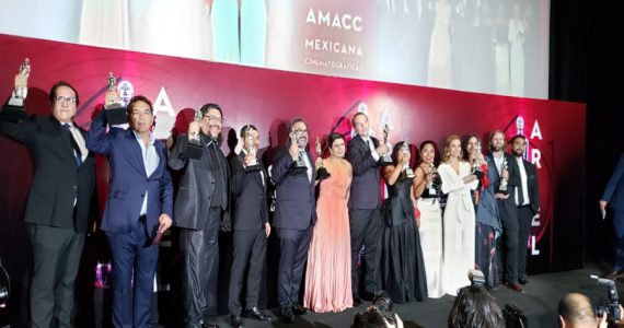 Premios Ariel 61, 2019. Foto: Ricardo Cristino