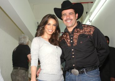 Biby Gaytán y Eduardo Capetillo. Foto: Archivo Televisa
