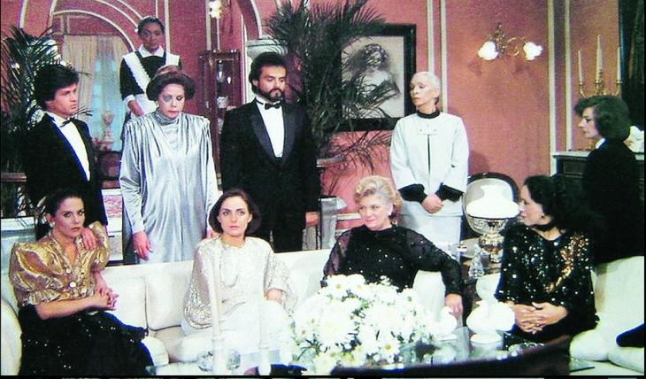 Cuna de lobos. Foto: Archivo Televisa