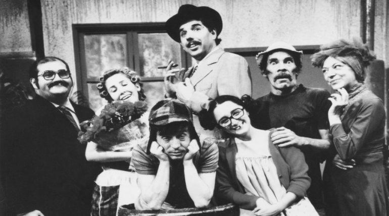 El Chavo del 8 Roberto Gomez Bolanos