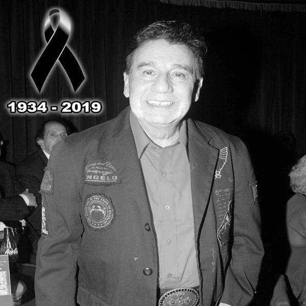 Gualberto Castro (12 de julio de 1934 - 27 de junio de 2019) Foto: Archivo