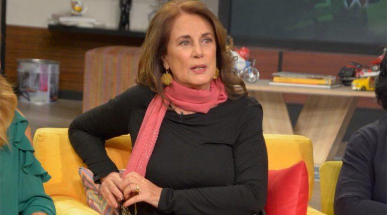 Helena Rojo feliz por participar en la nueva producción de Juan Osorio - Jaime Nogales