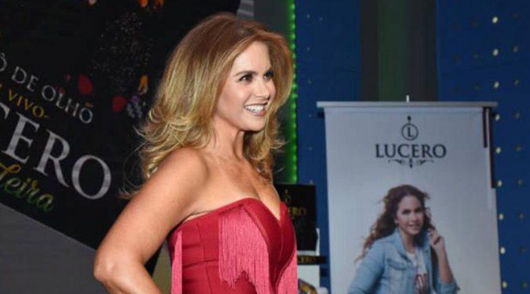 Lucero reprueba señalamientos a sus hijos en redes sociales / Getty Images