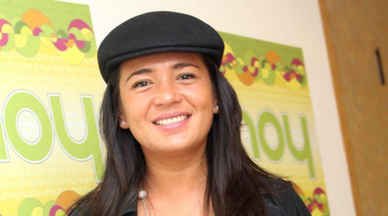 Yolanda Andrade. Foto: José Luis Ramos
