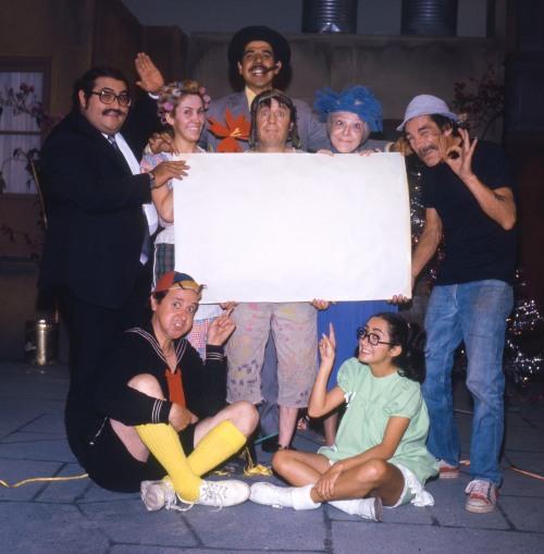 El Chavo del 8. Foto: Archivo Editorial Televisa