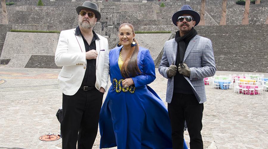 Betty Vázquez, Andrés Herrera y Benito Molina / Foto: Javier Arellano