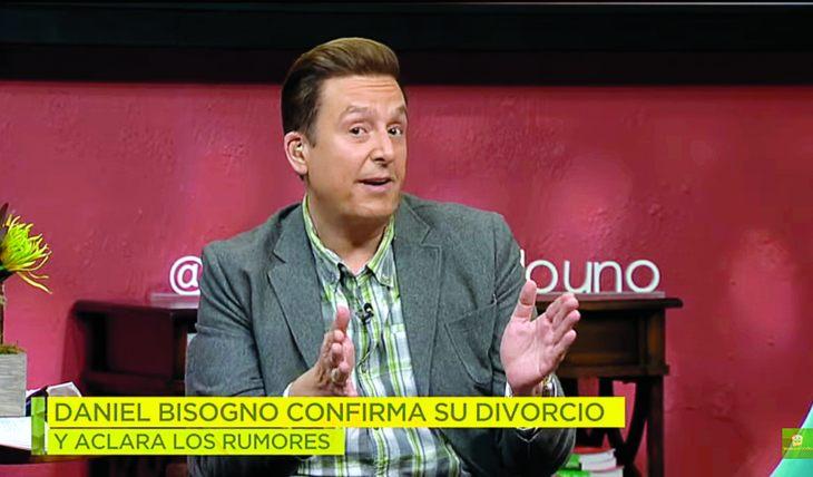 Daniel Bisogno. Foto: Captura video