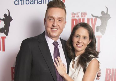 Daniel Bisogno y Cristina Riva Palacio. Foto: Archivo TVyNovelas