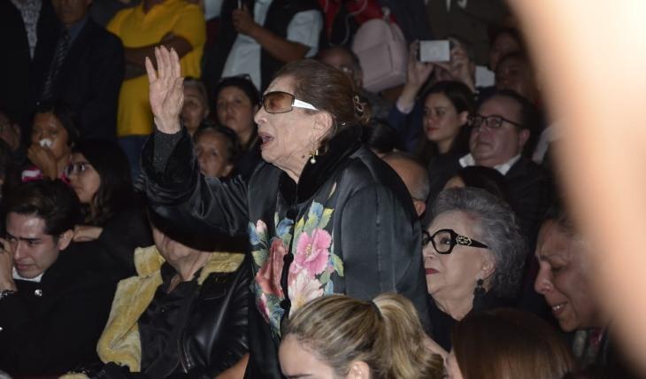 Ofelia Fuentes. Foto: Jaime Nogales