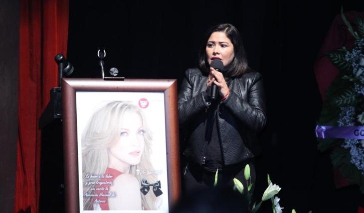 Vanessa Bauche. Foto: Edson Vázquez
