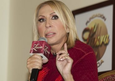 Laura Bozzo sin maquillaje. Foto: Getty Images