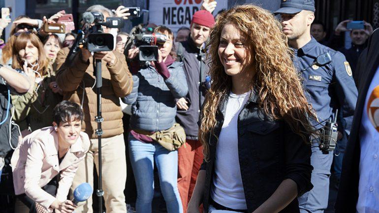 Shakira asegura que no realizó evasión fiscal en España