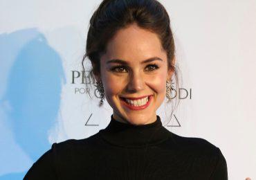 Camila Sodi muestra fotos inéditas de su embarazo. Foto: Archivo
