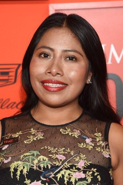 Yalitza Aparicio. Foto Getty Images