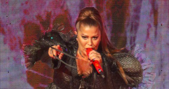 Alejandra Guzmán. Foto: Grosby Group