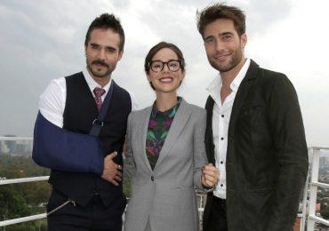 José Ron, Camila Sodi y Rodrigo Guirao | Foto: José Luis Ramos
