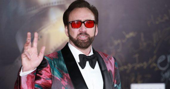 Nicolas Cage. Foto:Getty Images