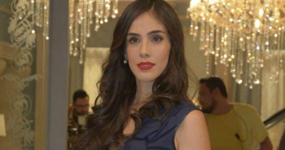 Sandra Echeverría. Foto: Jaime Nogales