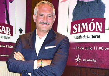 Gays ven a Pacho López ¡como padre ejemplar! Arath de la Torre. Foto: Javier Arellano