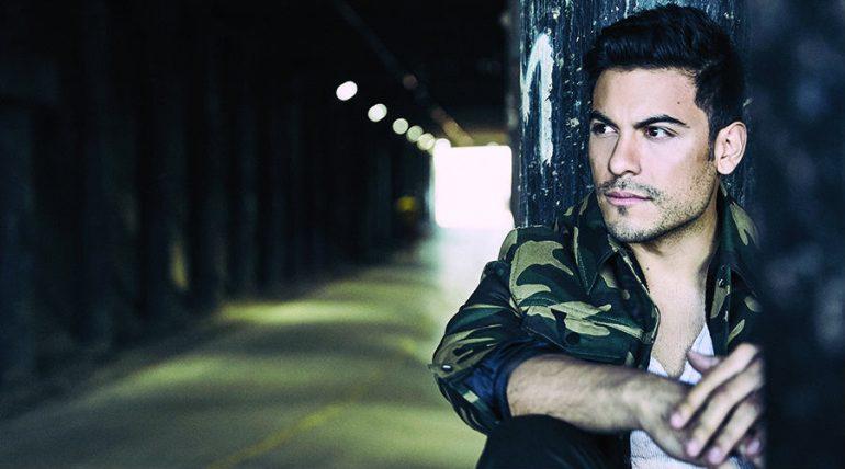 Carlos Rivera. Foto: Cortesía Sony Music
