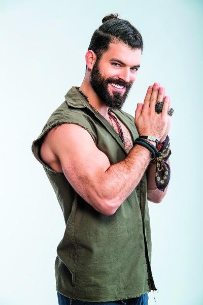 Adrián Di Monte. Foto: Cortesía