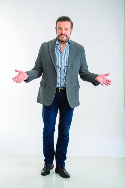 Arturo Peniche. Foto: Cortesía