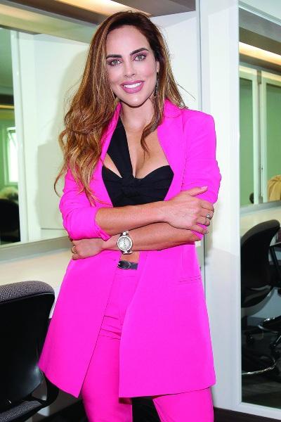 Sara corrales. Foto: José Luis Ramos