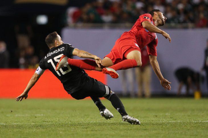 Final Copa Oro 2019   Foto: Getty Images