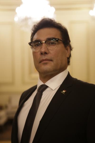 Eduardo Yáñez. Foto: Cortesía