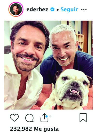 Eugenio Derbez. Foto: Instagram