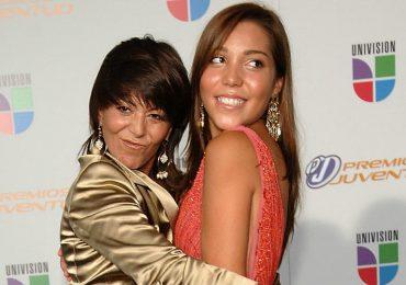Alejandra Guzmán y Frida Sofía. Foto: Getty Images
