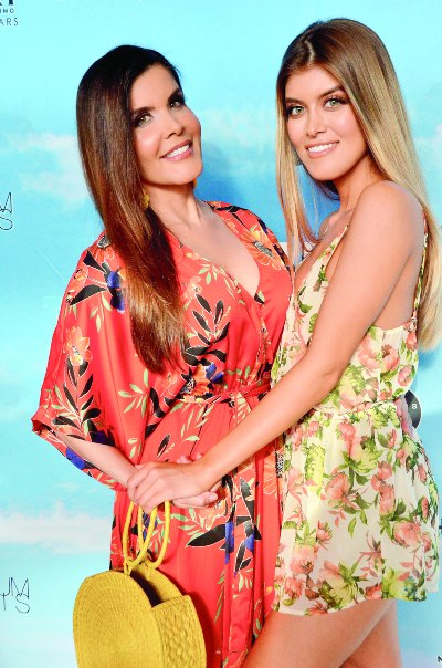 Gabriella y Adriana Cataño. Foto: Cortesía