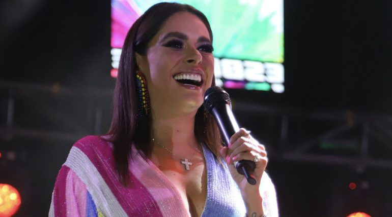 Galilea Montijo. Foto: Getty Images
