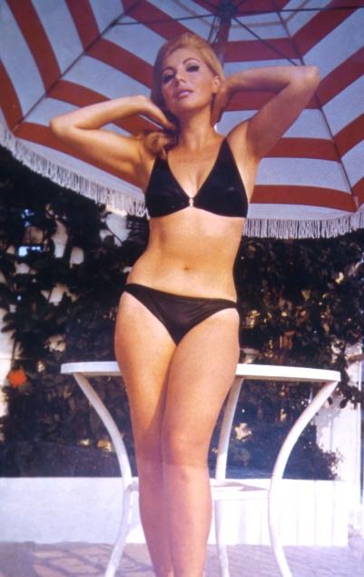 Jacqueline Andere. Foto: Archivo