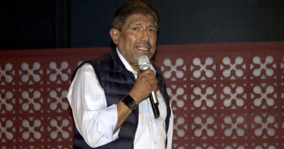 Juan Osorio. Foto: Javier Arellano